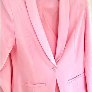 Tobi - Pink Pant Suit
